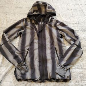 Lululemon track and field jacket